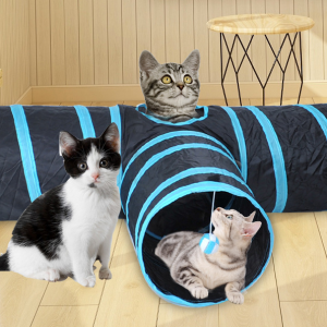 Cat Tunnel Portable 3 Ways